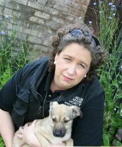 Debby McDonald  (Photo by Carolyn Hendra)